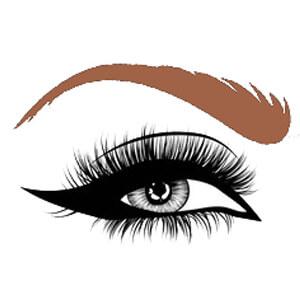 eye brow tint