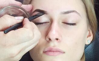 henna eyebrow tint near me