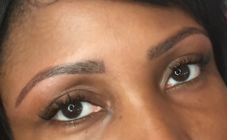 henna spa brows