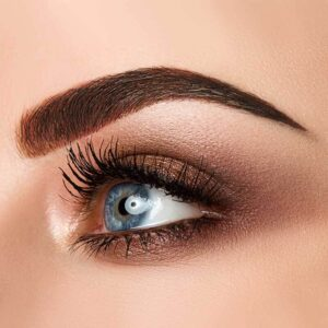sienna brown henna brow kit