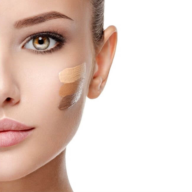 does skin color matter for henna brows