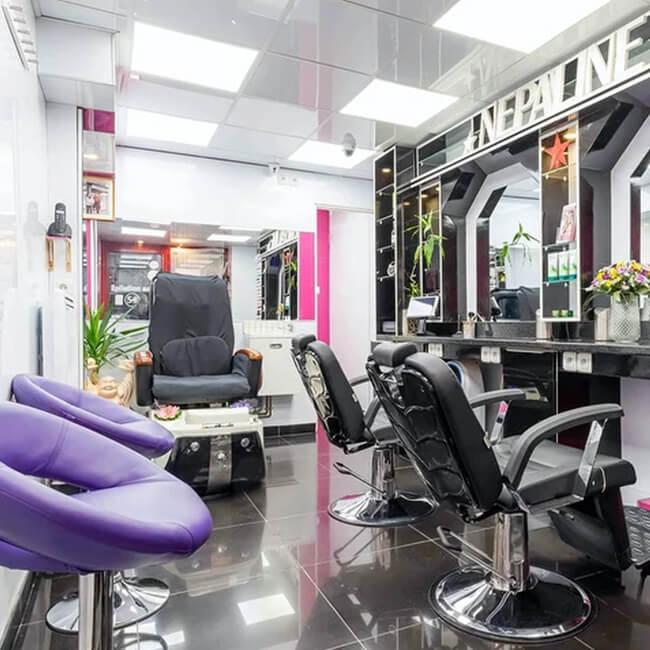 Top henna brow salons world Nepaline Beauty Salon Paris