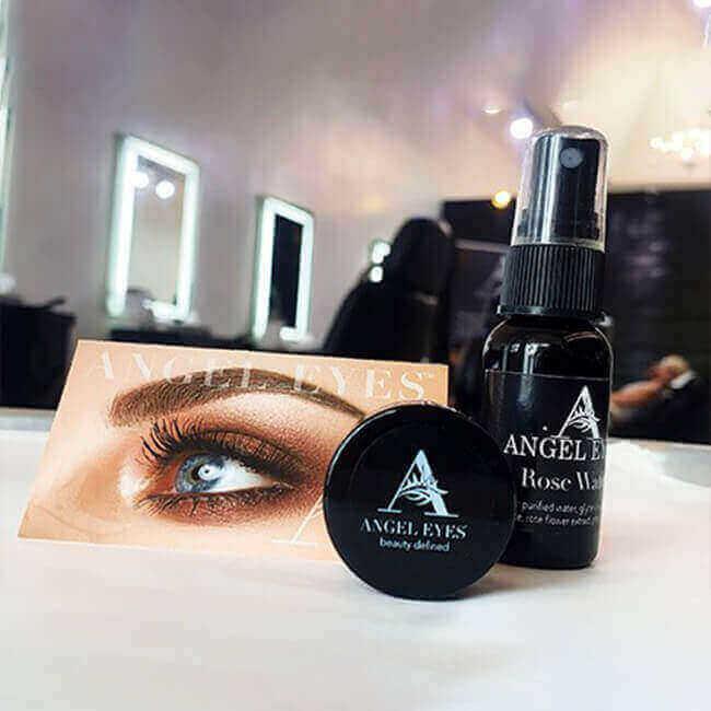 angel eyes henna brow kits for oily skin