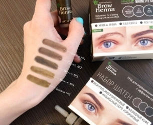 Harmful Ingredients To Watch Out for in Henna Brow Kits