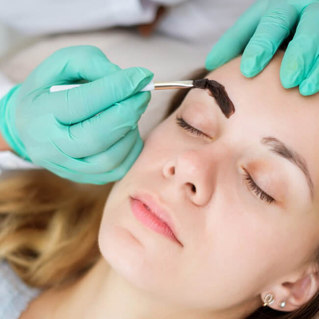 henna eyebrows cost