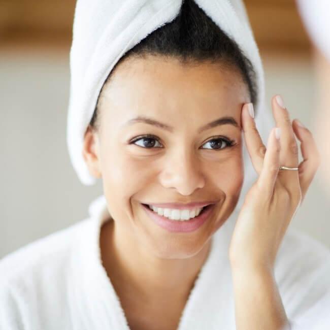 tips on eyebrow tinting on black skin tone